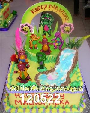 Burney Cake Malika Azka