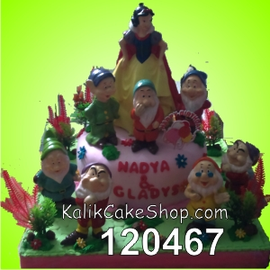Kue Ulang Tahun Snow White