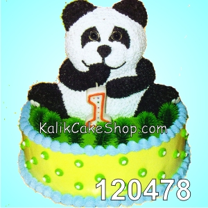 Kue Ulang Tahun Panda 1st Kue Ulang Tahun Bandung