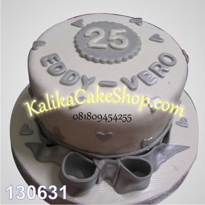 Cake Anniversary Eddy&Vero