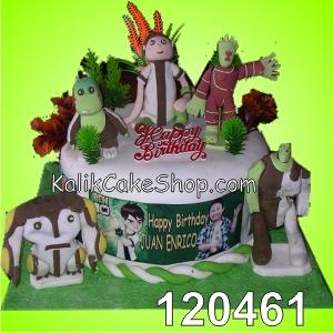 Kue Ulang Tahun  Benten Figurine