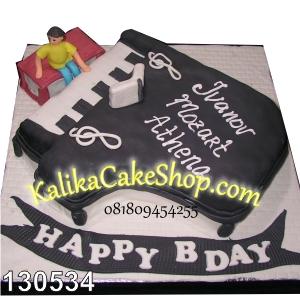 Kue Ulang Tahun Piano Ivanov