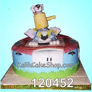 Kue Ulang Tahun Tom Jerry