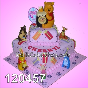 Kue Ulang Tahun WTP 2 susun