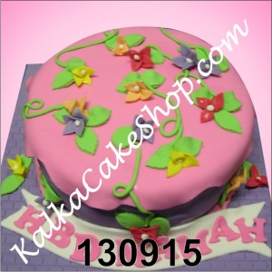 Cake floewr mama