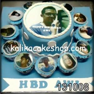 Kue Ulang Tahun Awi
