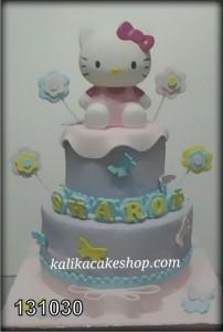 Kue Ulang Tahun Hello Kitty Sharon