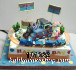 Kue Ulang tahun Thomas Avent Nathan