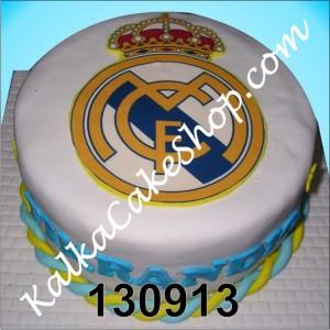Real Madrid cake