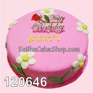 Cake Bunga Risty
