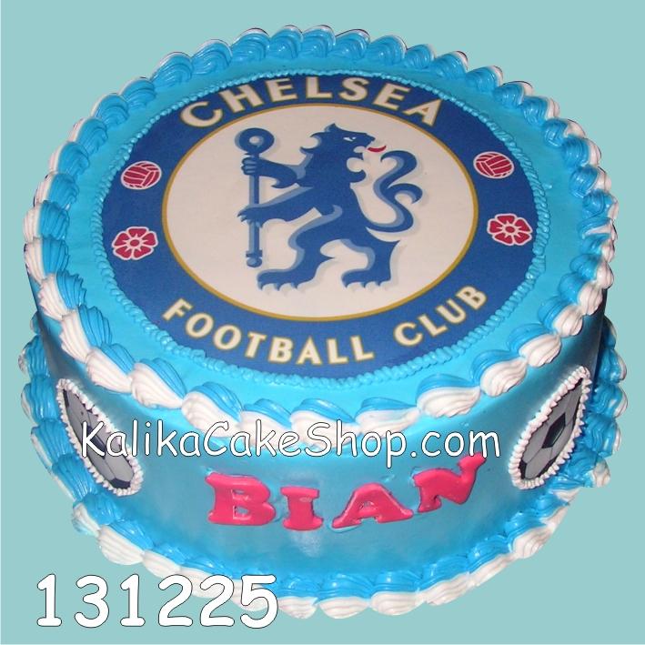 Kue Ulang Tahun Chelsea Bian