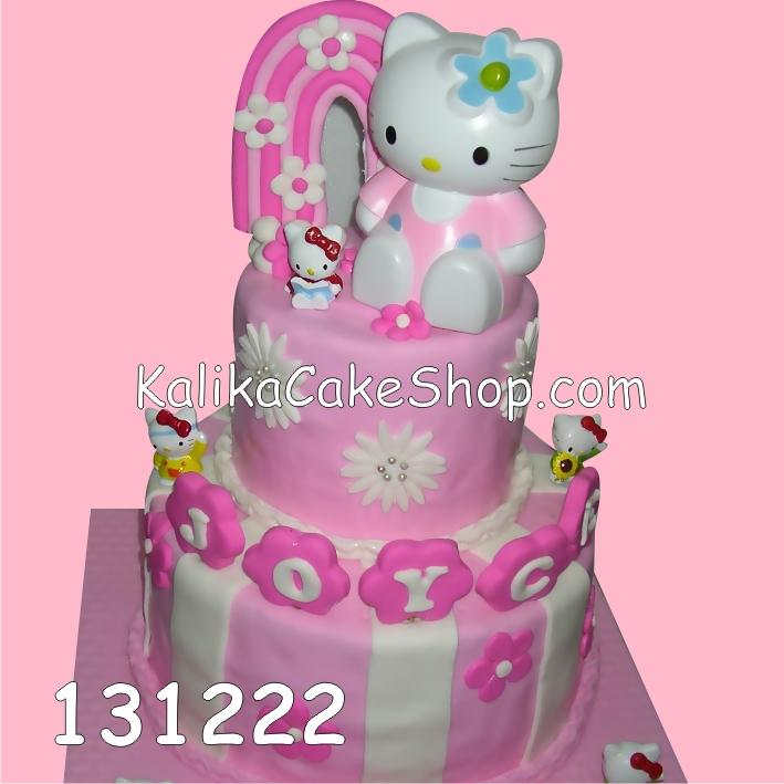 Kue Ulang Tahun Hello Kitty Joyce