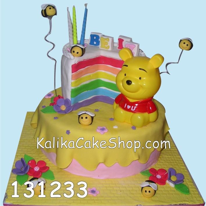 Kue Ulang Tahun WTP Belz