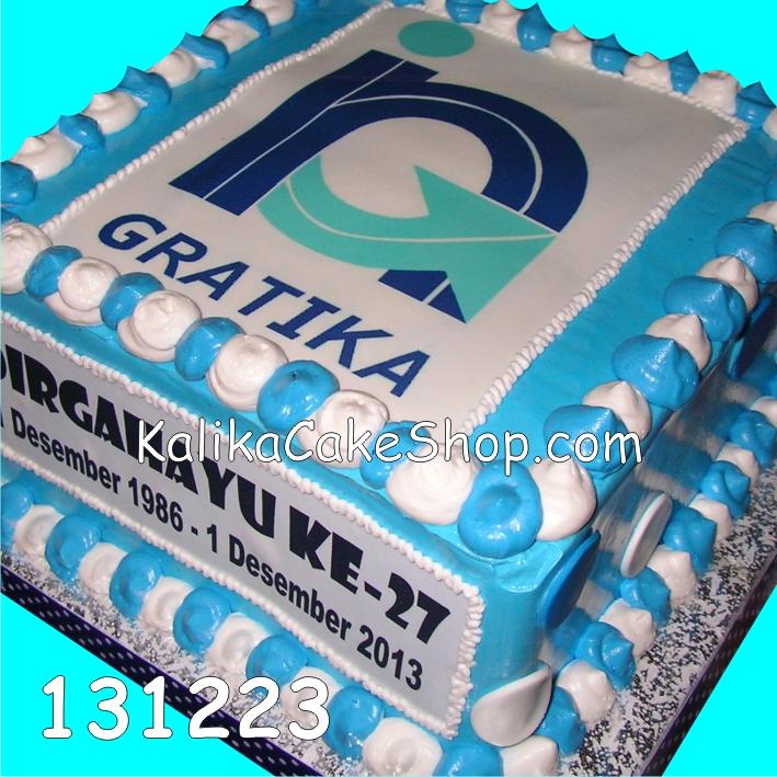 Kue Ulang Tahun gratika