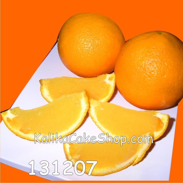 Puding Orange