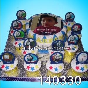 Cake Thomas Cup Cake Set
