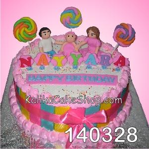 Cake Ulang Tahun Nayyara