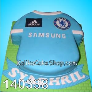 Chelsea Cake Syaril