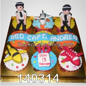 Cup Cake set pilot