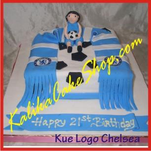 Kue Logo Chelsea