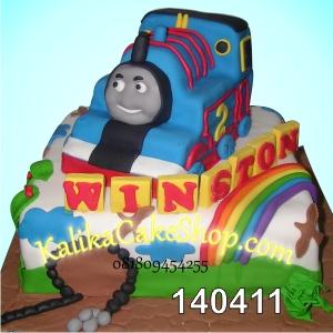 Kue Thomas 3 Dimensi Winston