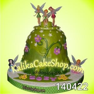 Kue Ulang Tahun Tinker Bell Zoey