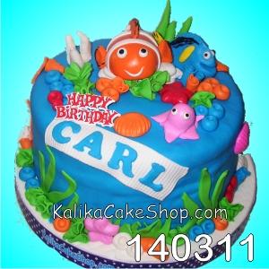 Nemo Cake Carl