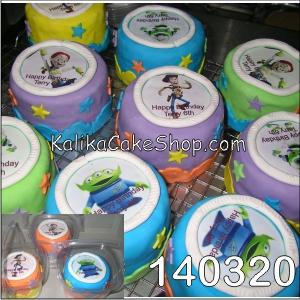 mini Cake Toy Story