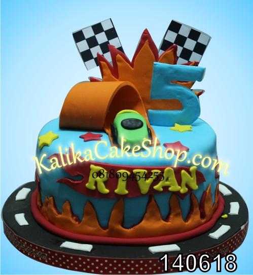 Kue Ulang Tahun Rivan