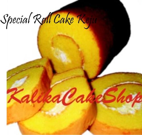 Roll Cake Keju