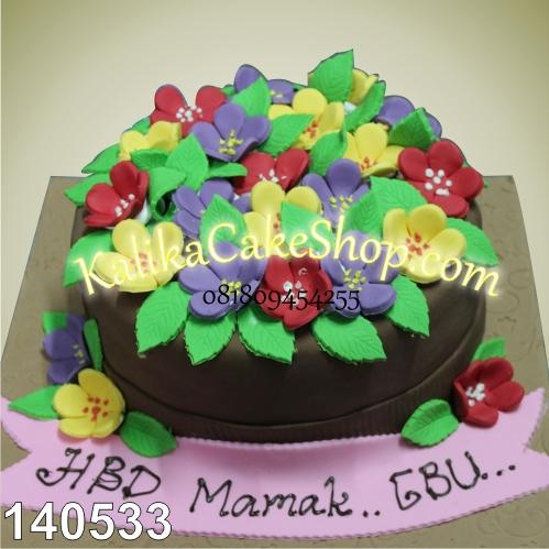 cake flowermamak GBU