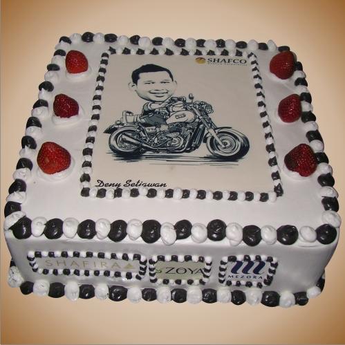 edible foto cake