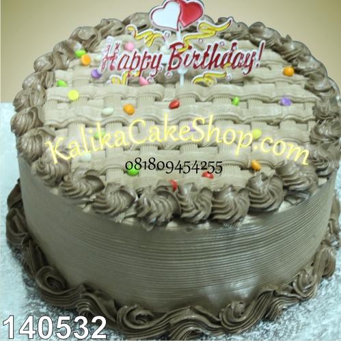 kue ulang tahun mocca