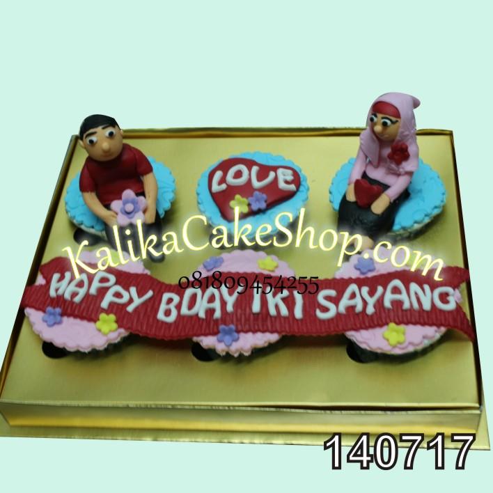 Cup Cake Set 6 Iki