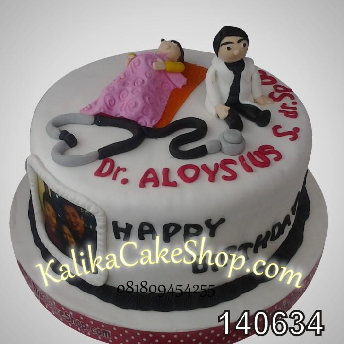 Kue Ulang Tahun Dokter Aloy