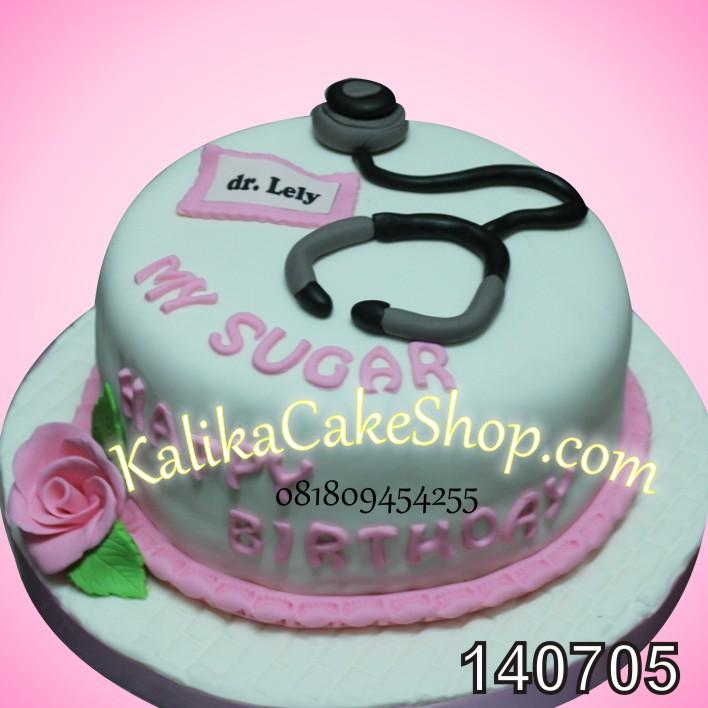 Kue Ulang Tahun Dokter Lely