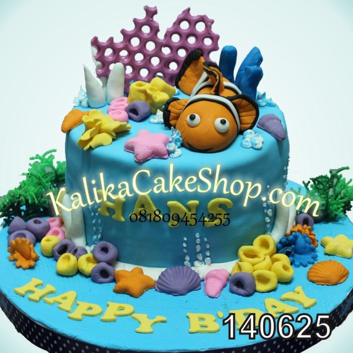 Kue Ulang Tahun Nemo Hans