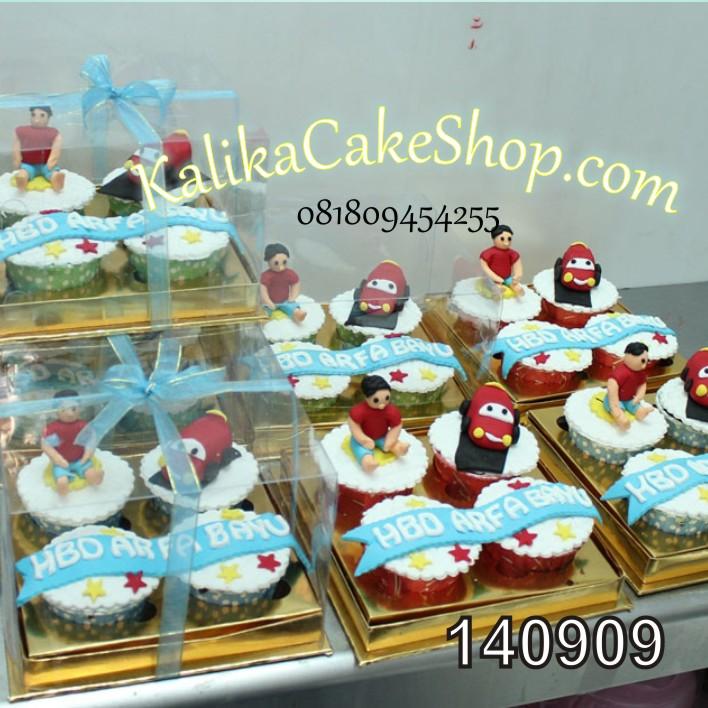 Bingkisan Cup Cake Arfa Bayu