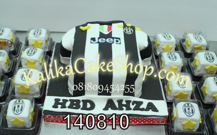 Juventus dan Mini Cake