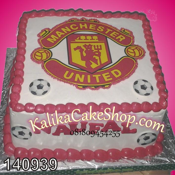 Kue Ulang tahun MU Naufal
