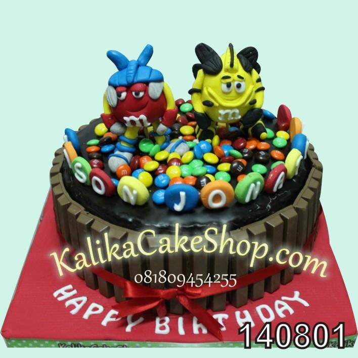 MM transformer Cake