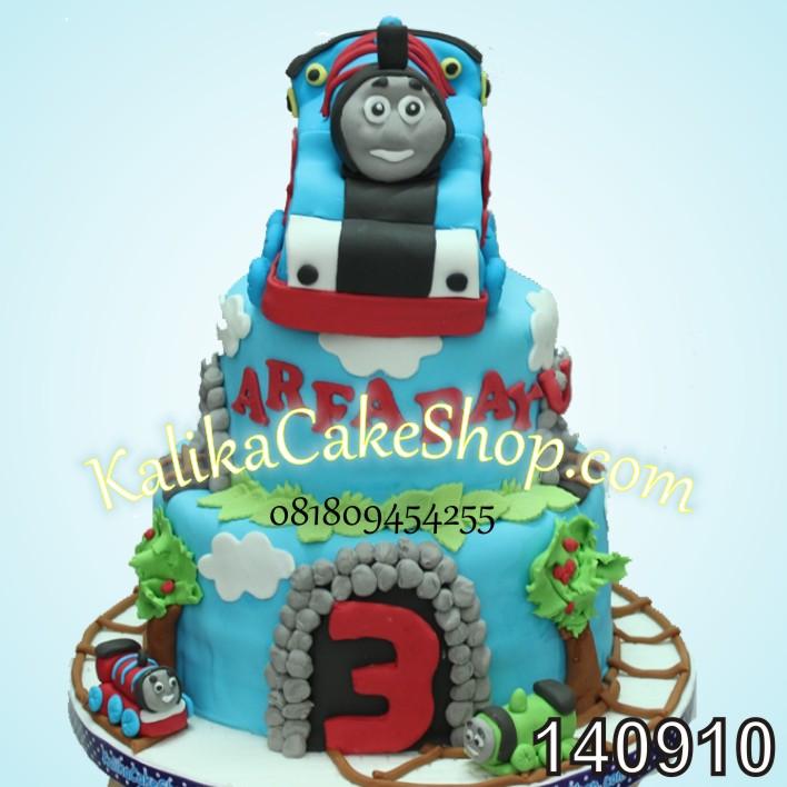 Thomas Cake 3 Susun Arfa Bayu