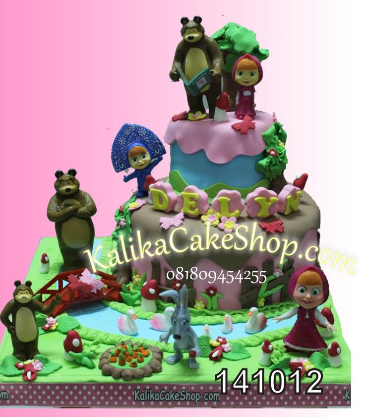 Kue Ulang Tahun Delyn