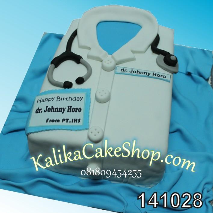 Kue Ulang Tahun Jas Dokter Johnny