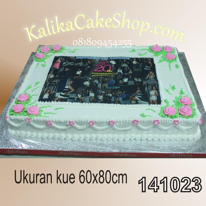 Kue Ulang Tahun Roppongi Papa