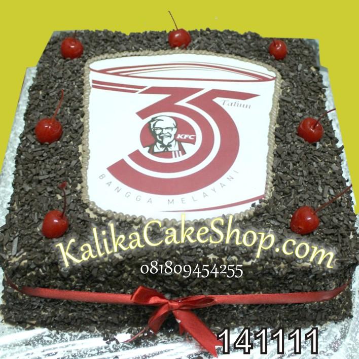 Kue Ulang Tahun KFC