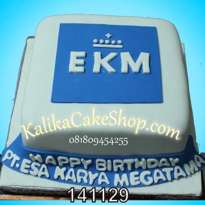 Kue Ulang Tahun PT.EKM