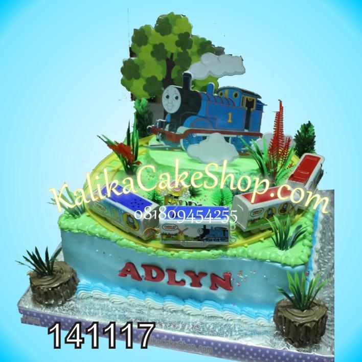 Kue Ulang Tahun Thomas Adlyn