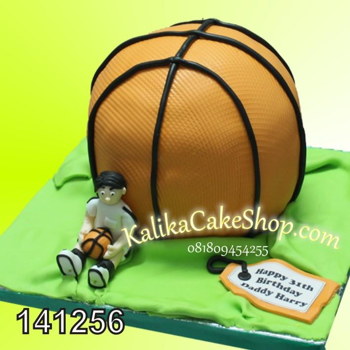 Kue Ulang Tahun Basket Harry