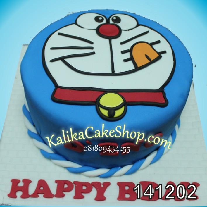 Kue Ulang Tahun Doraemon Eno